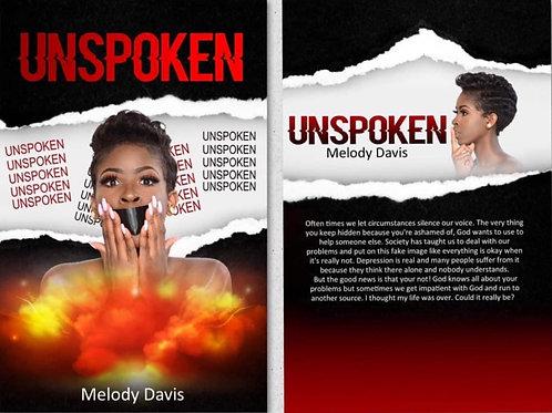 Unspoken 1 Book