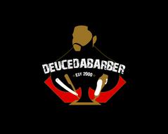 Deucedabarber Logo - blk bkg.png