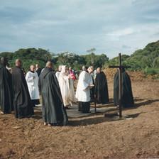 Criação do Campo Santo e sua benção