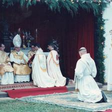 Ordenação sacerdotal de D. Anjo