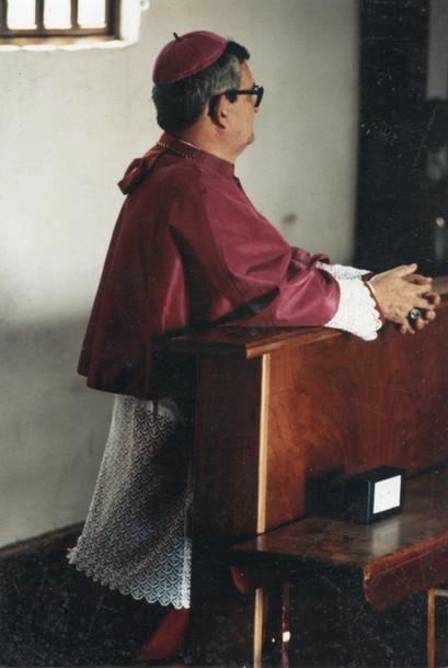D. Licínio Rangel, novo bispo de Campos