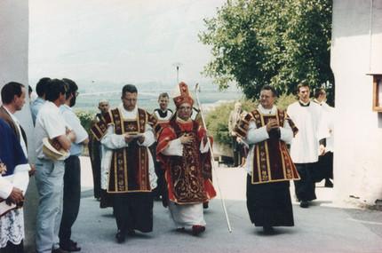 D. Licínio, novo bispo de Campos