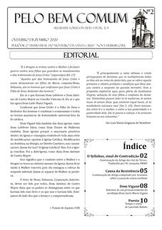 Jornal Pelo Bem Comum - Nº 02