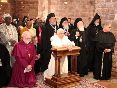"""Ecumenismo e """"Liberdade Religiosa"""": algo """"novo"""" em luta com o """"antigo"""""""