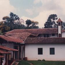 Parte significativa do mosteiro é concluída