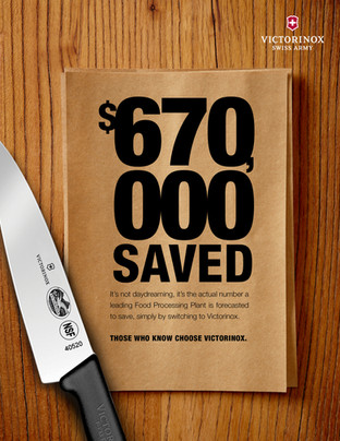 Commercial Cutlery Campaign