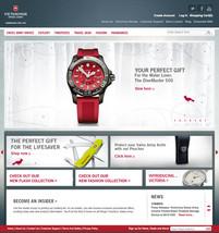 Holiday 2012 swissarmy.com