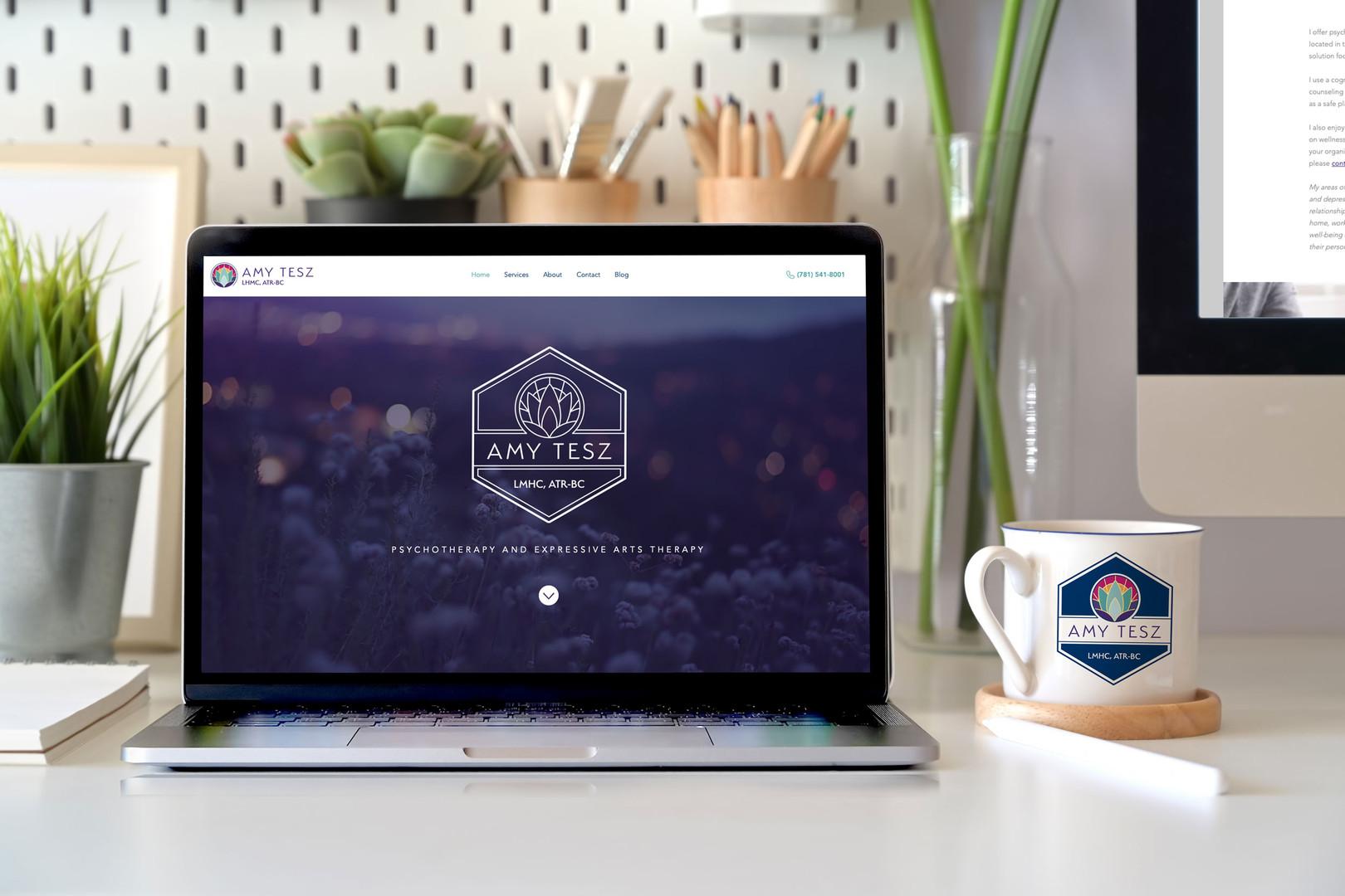 Full Rebrand and Website Design