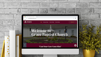 Grace Baptist Church Website
