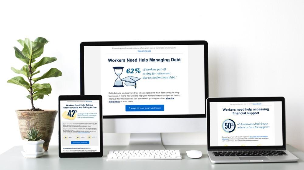 Financial Wellness Upgrade Campaign