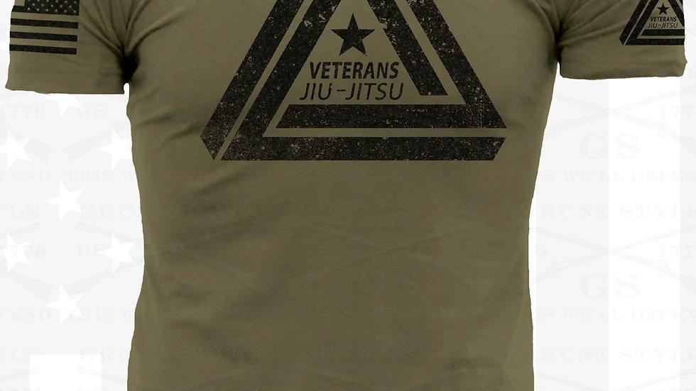 Veterans Jiu-Jitsu T-shirt