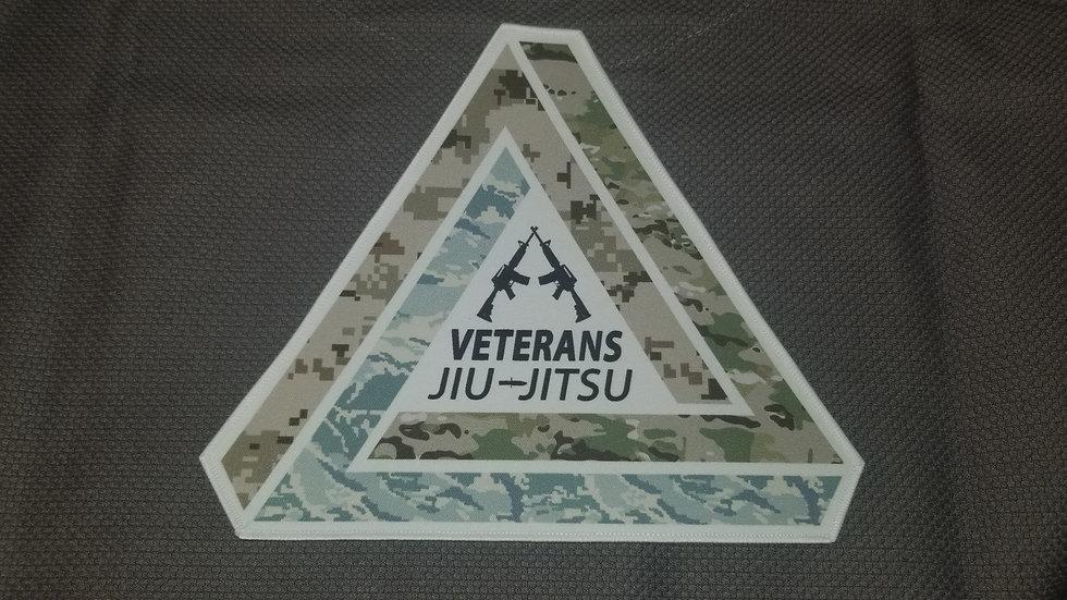 Veterans Jiu-Jitsu Patch