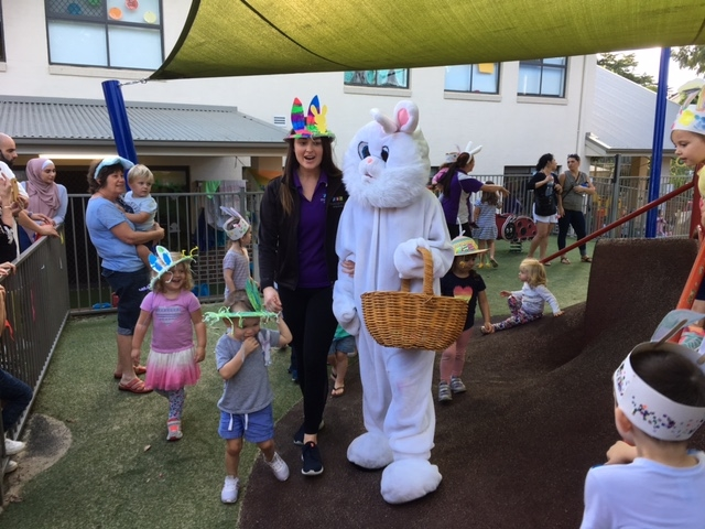 Macarthur Easter Hat Parade