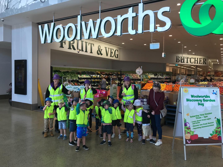 Woolworths Visit