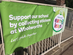 Woolworths Banner