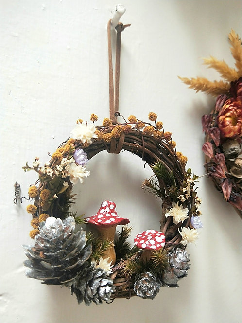 'Amanita Bloom' Christmas Keepsake