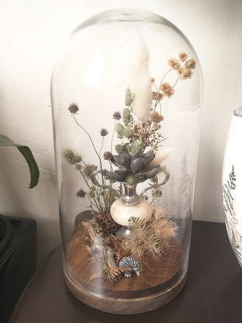 'Echidna Trail' Dried Floral Display
