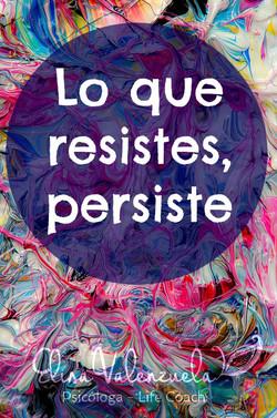 resiste-persiste