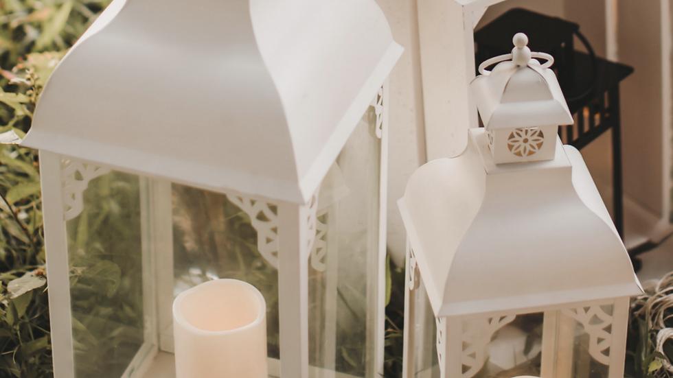 White Chapel Lantern