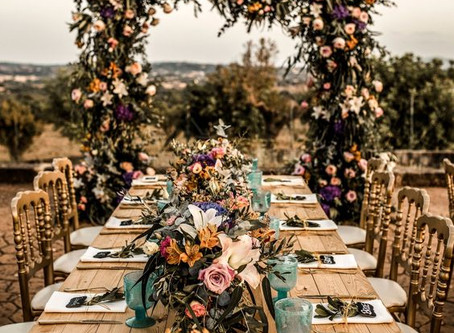 "How did ""Bohemian styled"" events become a trend?"