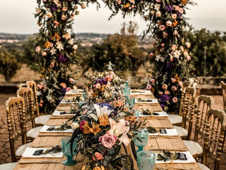 """How did """"Bohemian styled"""" events become a trend?"""