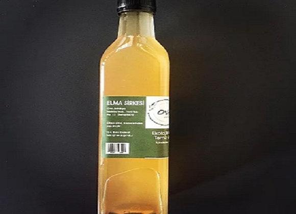 Doğal fermente elma sirkesi