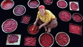 Güneşte kurutmalık doğal domates salça nedir? Nasıl yapılır?