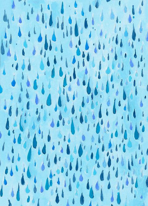 Downpour in Killarney, Ireland