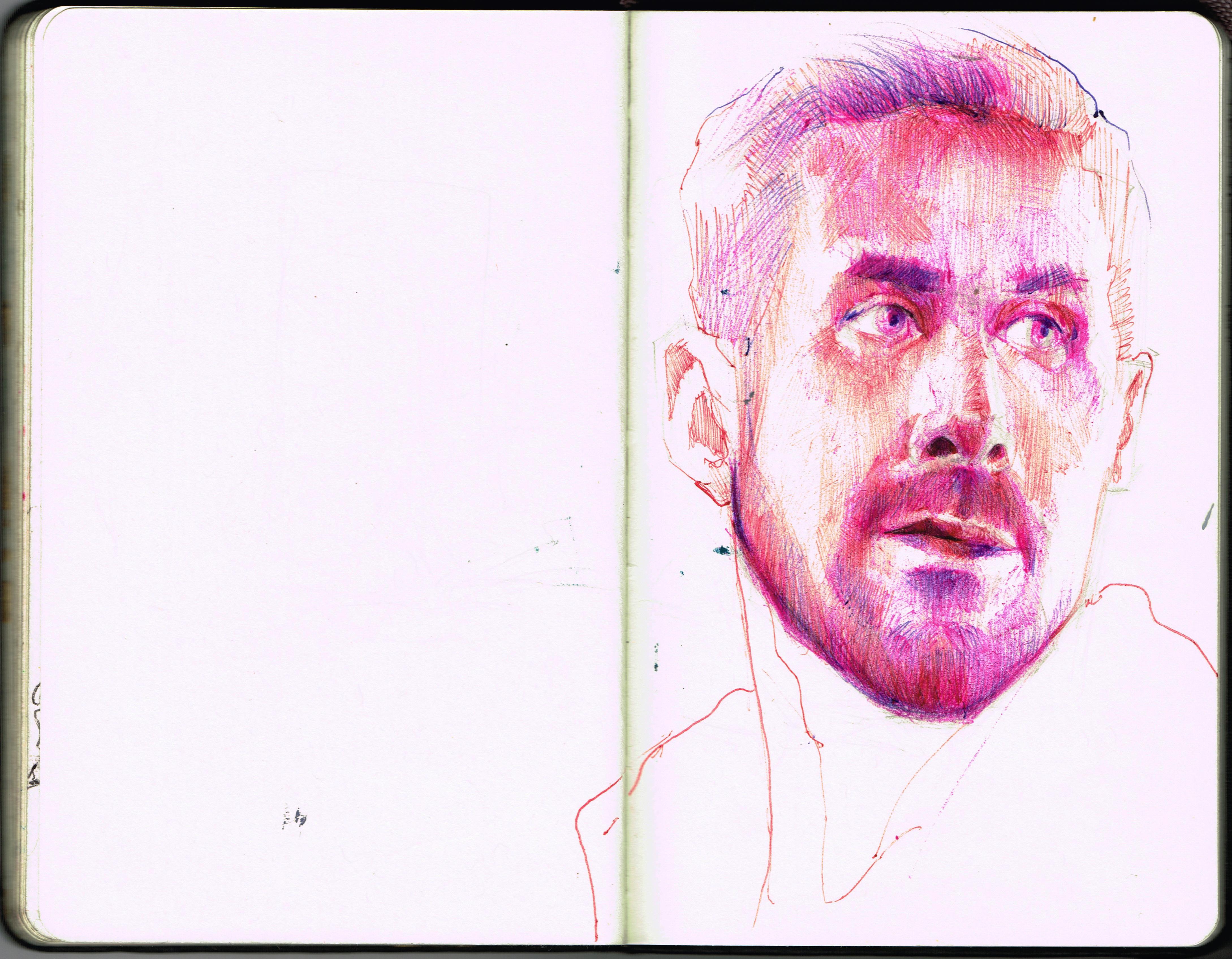 Inktober:Bladerunner 2049 II