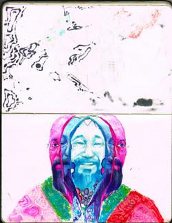 Inktober:Murakami I