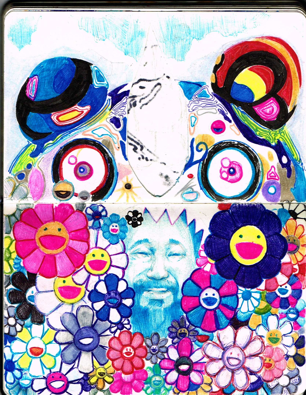 Inktober:Murakami III