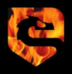 Dragon flames logo.png