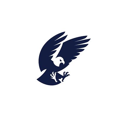 Charging eagle logo.png