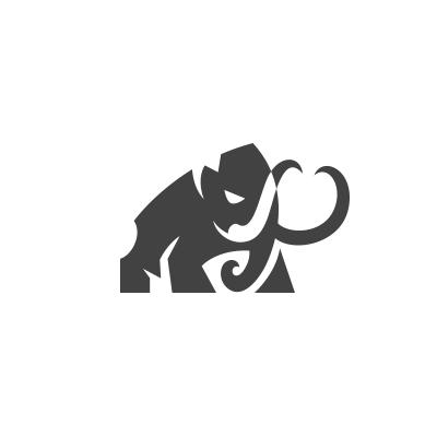 Charging mammoth logo.png