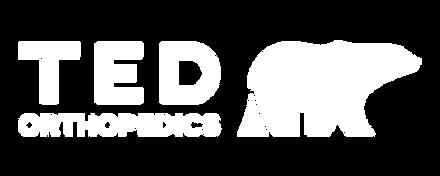 Ted Orthopedics polar bear logo.png