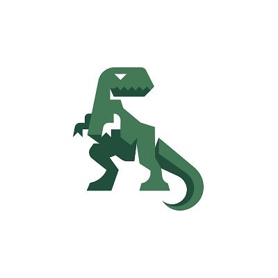 Geometric T-rex logo.png