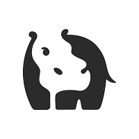 Hippo negative space logo.png