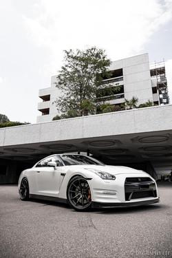 Nissan GT-R mieten