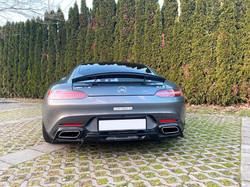 Mercedes GTS AMG mieten