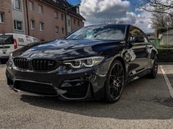 BMW M4 Competition mieten