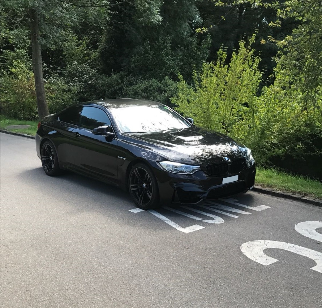 BMW M4 mieten
