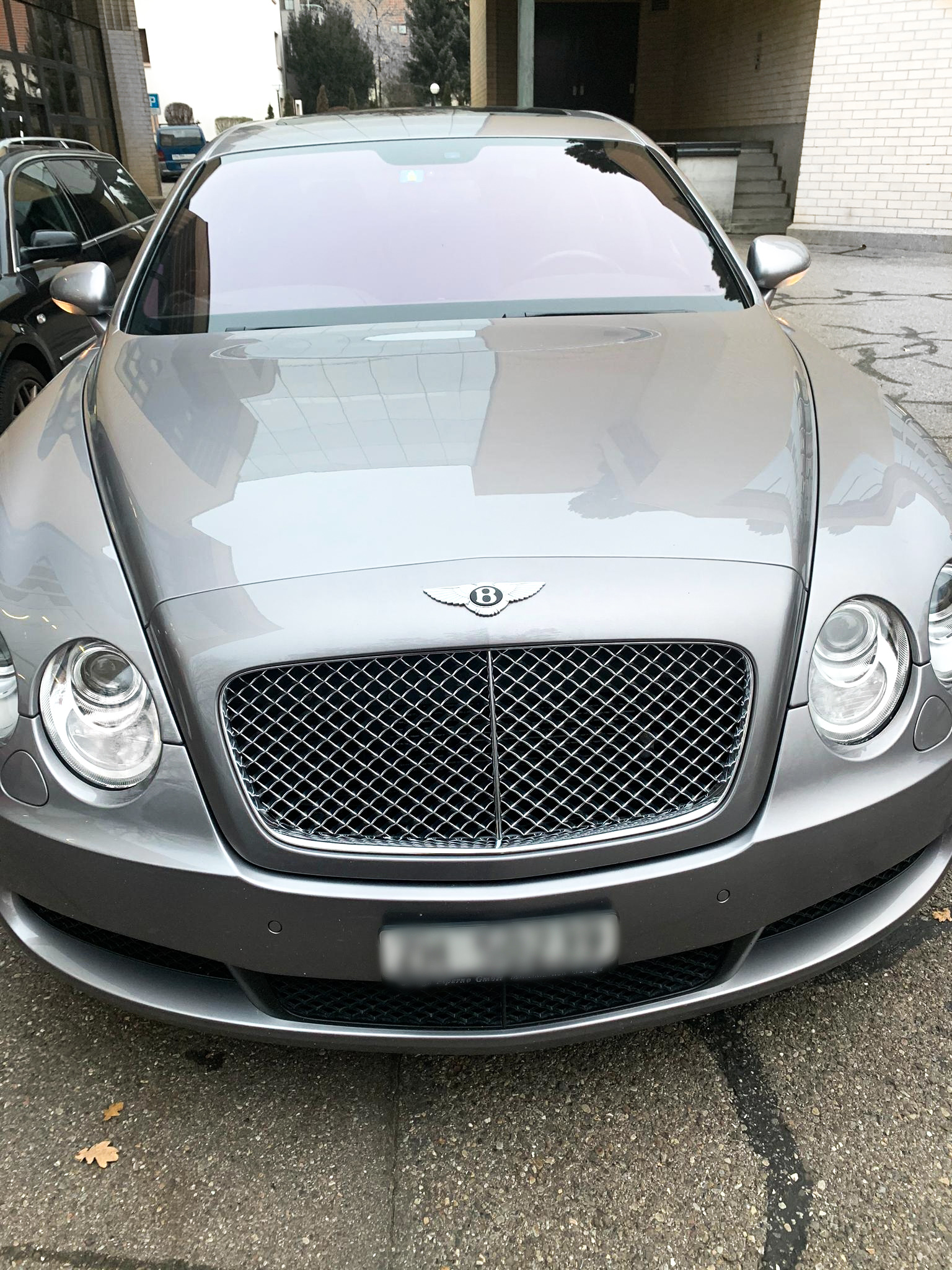 Bentley Continental mieten