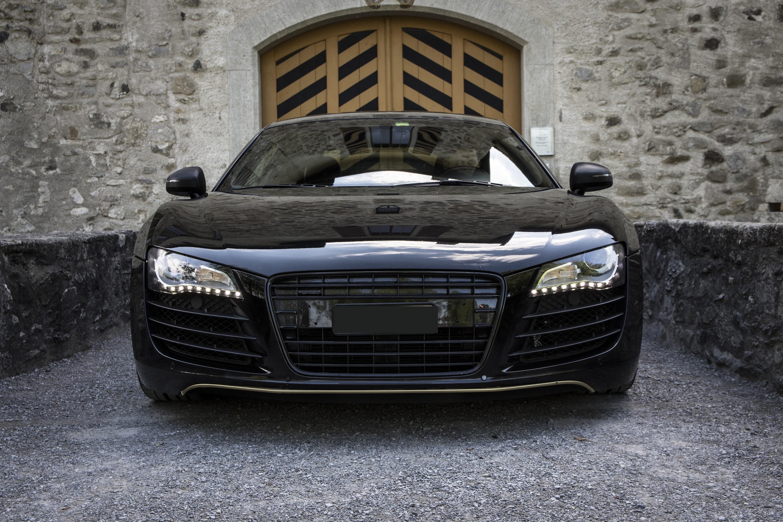 Audi R8 mieten