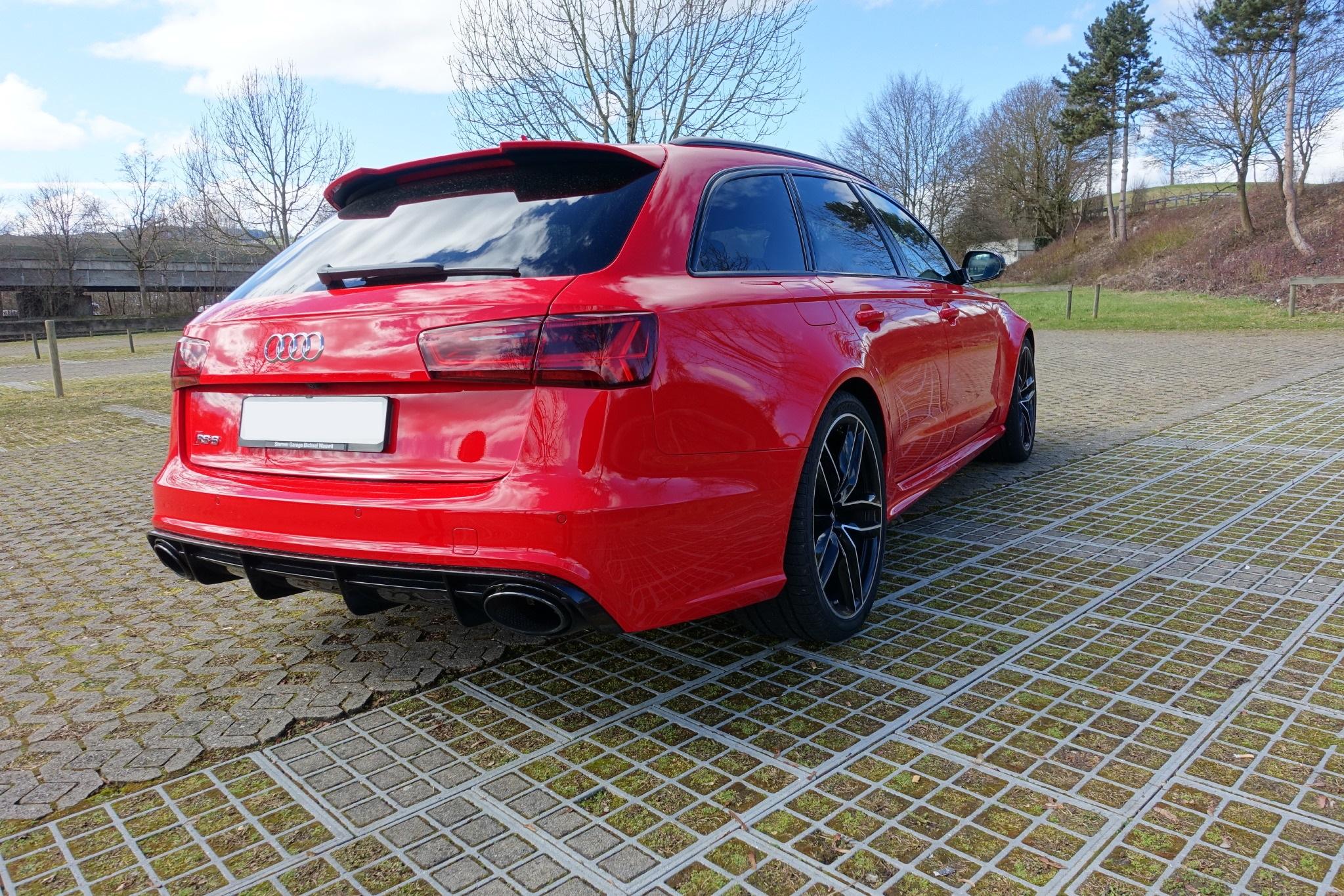 Audi RS6 mieten