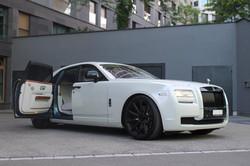 Rolls Royce Ghost mieten