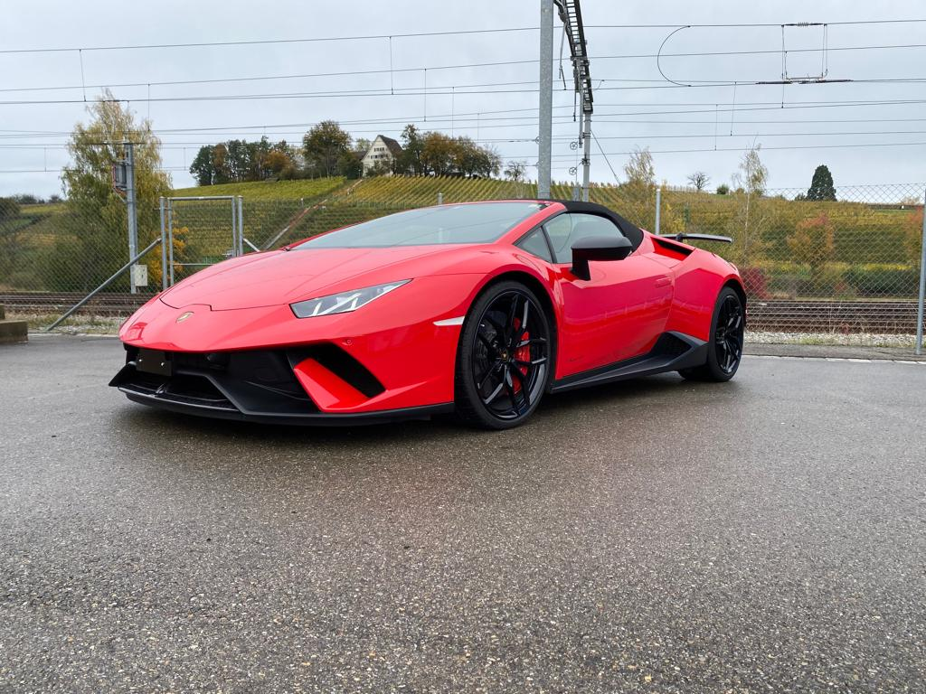 Lamborghini Huracan Performante Spyd