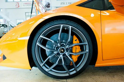 Lamborghini Huracan Spyder mieten
