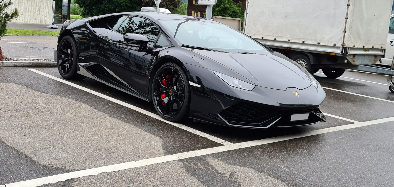 Lamborghini Huracan mieten