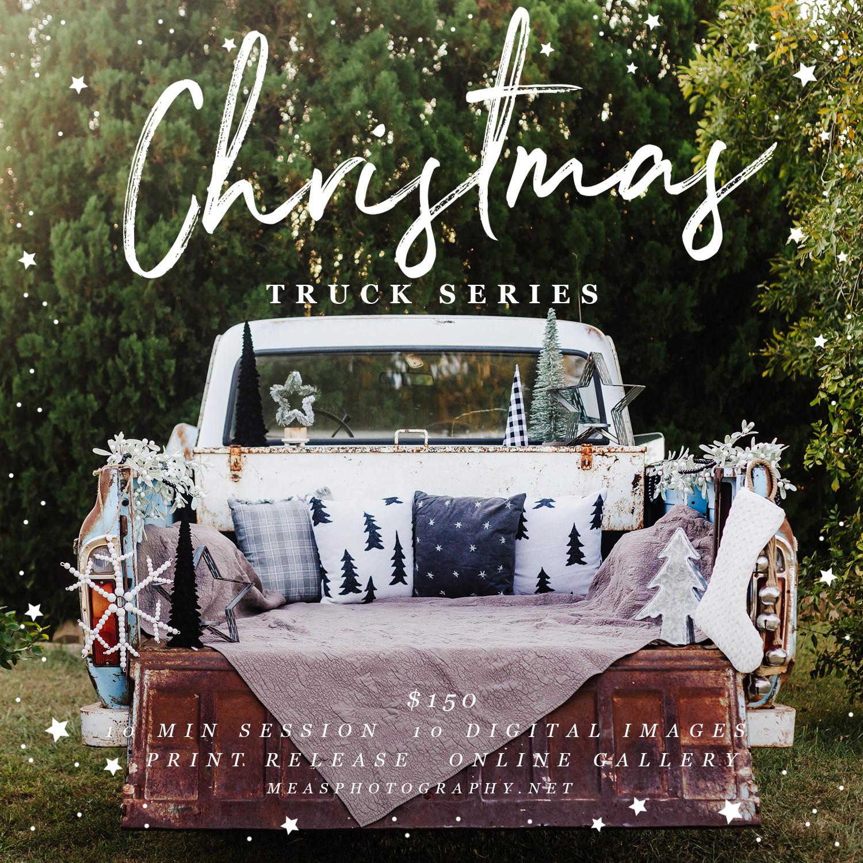 Christmas Truck Series