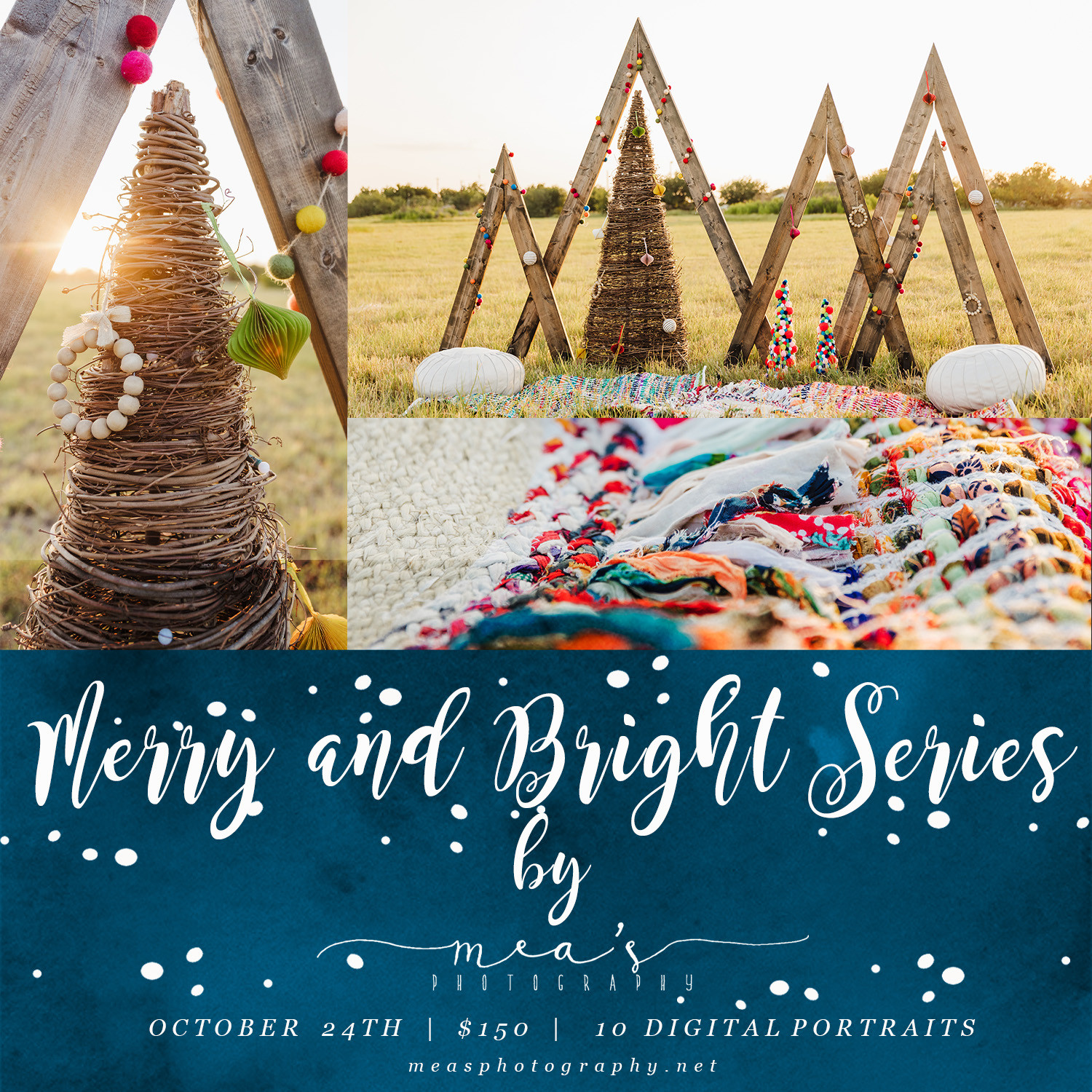 Merry and Bright Series